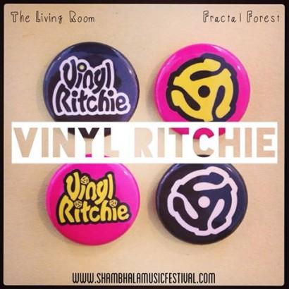 Vinyl pins