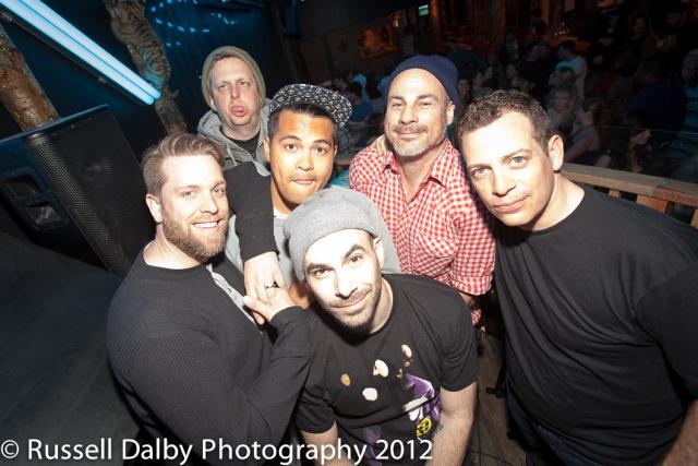 VinylRitchie-45 Ruckus Crew