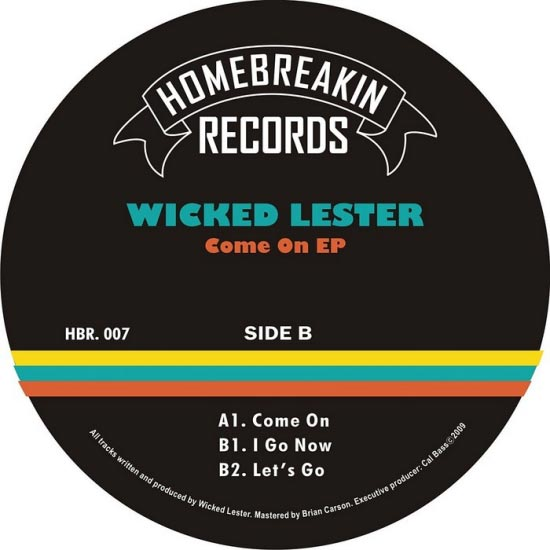 Wicked-Lester-Come-On