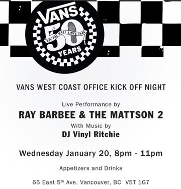 vinyl-ritchie-vans-office-ko-party
