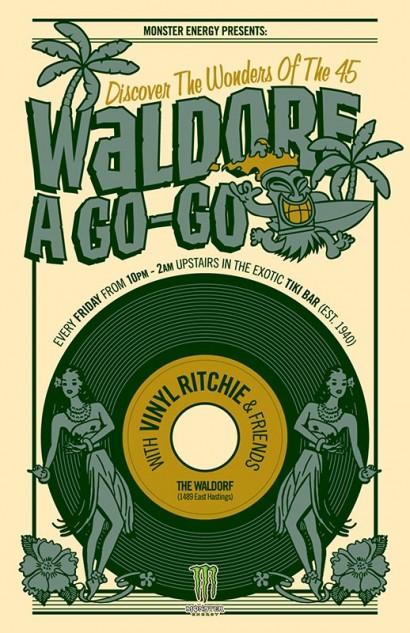 Vinyl-Ritchie-Waldorf-A-Go-Go